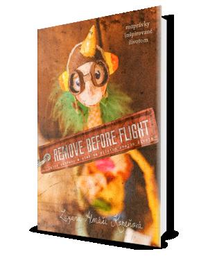 kniha remove before flight